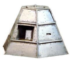 Japanese Steel Bunker
