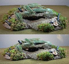 Enclosed Bunker - Medium