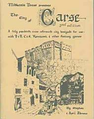 City of Carse, The (2nd Edition)