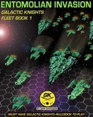 Fleet Book #1 - Entomolian Invasion