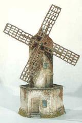 Waterloo - Windmill w/Onion Dome