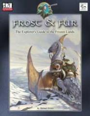 Frost & Fur - The Explorer's Guide to the Frozen Lands