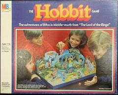 "Hobbit Game, The - The Adventures of Bilbo in Middle-Earth from ""The Lord of the Rings"""