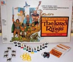 Lord of the Rings Adventure Game, The