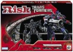 Risk - Transformers, Cybertron Battle Edition
