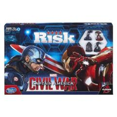 Risk - Captain America, Civil War