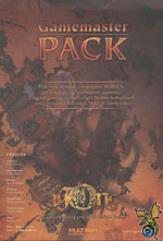 Gamemaster Pack