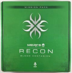 MERCs Recon - Blood Contagion