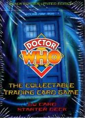Doctor Who CCG Starter Deck