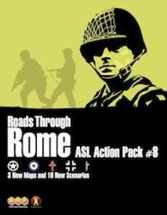 Action Pack #8 - Roads Through Rome