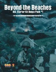 ASL Starter Kit #1 - Bonus Pack #1 - Beyond the Beaches (2nd Printing)