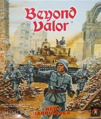 Beyond Valor (2nd Edition) w/Red Barricades