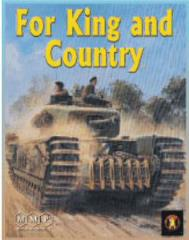 For King and Country (1st Edition)