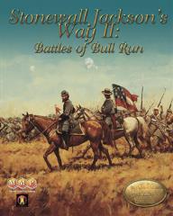 Stonewall Jackson's Way II - Battle of Bull Run