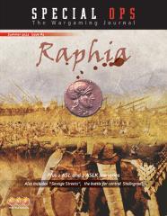 #1 w/Raphia & Savage Streets