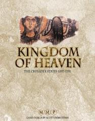 Kingdom of Heaven - The Crusader States 1097-1291