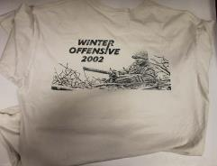 2002 Winter Offensive T-Shirt (L)