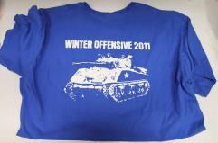 2011 Winter Offensive T-Shirt (L)