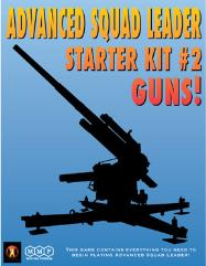 ASL Starter Kit #2 - Guns! (1st Edition)