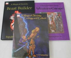 Magical Medieval Society Collection - 3 Books!