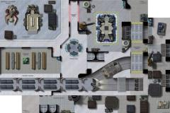 Poster Map #3 - Mass Transit #2, Cargo Docks & Offworld Transport Facility
