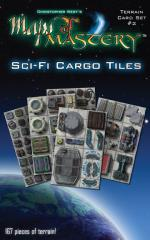 Terrain Card Set #2 - Sci-Fi Cargo Tiles