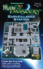 Terrain Card Set #3 - Surveillance Station