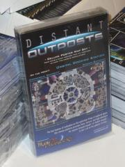 Poster Map Set #15-18 Distant Outposts Deluxe Set
