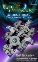 Terrain Card Set #9 - Dimensional Timeship Tiles