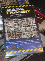 Mass Transit - Deluxe Poster Map Set