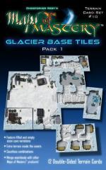 Terrain Card Set #10 - Glacier Base Tiles, Pack 1