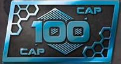 100 Cap Coins