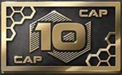 10 Cap Coins