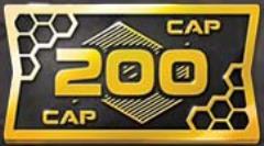 200 Cap Coins