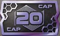 20 Cap Coins