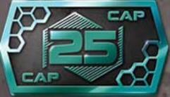 25 Cap Coins