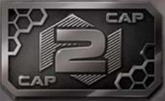 2 Cap Coins
