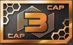 3 Cap Coins
