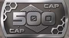 500 Cap Coins