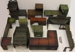 Deadzone Terrain Collection #1