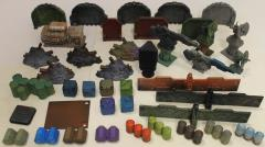 Deadzone Terrain Collection #6