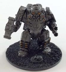 Iron Ancestor #1