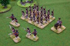 Old Guard Grenadier a Pied Battalion