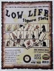 Low Life Figure Flats #2