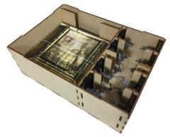 Mansions Expansion Boxes Insert #1