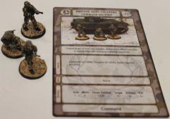 British Army Infantry Command & Warrior #1