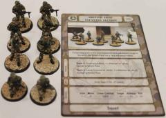 British Army Infantry Section #1