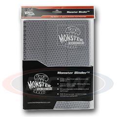 Monster Binder - 9 Pocket Binder Pages, Black