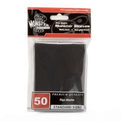 Standard CCG Size - Black (10 Packs of 50)