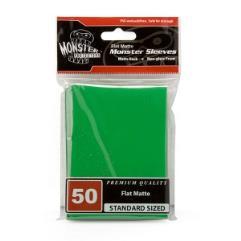 Standard CCG Size - Green (10 Packs of 50)